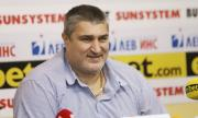 Любо Ганев е новият президент на волейболната ни федерация