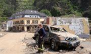 Как мародери се възползваха от наводненията в Германия