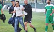 Бивш футболист на ЦСКА се забърка в скандал