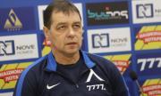 Хубчев: Само прекрасният гол раздели двата отбора, иначе се представихме добре
