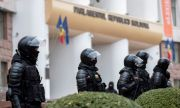 Голям протест в Молдова