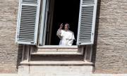 Папата призова за европейска солидарност