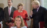 Борис Джонсън и Ангела Меркел - спешно по телефона!