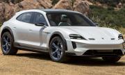 Porsche изкарва Taycan комби и електрически Macan