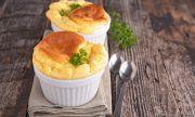 Рецепта за вечеря: Суфле със сирене