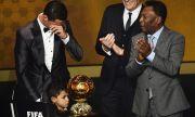 Пеле пожела успех на Роналдо в Манчестър Юнайтед