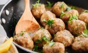 Рецепта на деня: Агнешки кюфтета с таханов сос