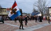 Голям интерес към историческата възстановка за Самарското знаме