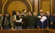 Погроми в Армения, след като бе подписан договор за мир с Азербайджан