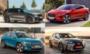 Акценти от автосалон София: Range Rover, Jaguar, Audi и Lexus