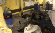 Пожар горя в COVID отделението на болница в Русе