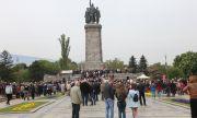 БСП-София брани паметника на Съветската армия