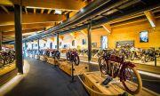 Музей с 230 класически мотоциклета изгоря в Австрия (ВИДЕО)