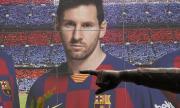 Изненадваща развръзка за Меси в Барселона