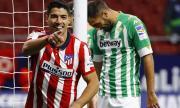 Атлетико Мадрид се отърси от ''Баварския кошмар'' с победа над Бетис