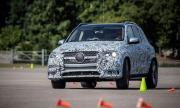 Новият Mercedes GLE ще е с окачване от S-Klasse