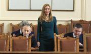 Ангелкова с критика към кабинета на Радев