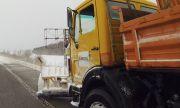 Всички първокласни и второкласни пътища в Добричко са отворени