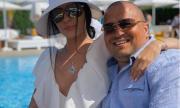 Гангстерът Камен Куката празнува излизането от затвора на Слънчев бряг