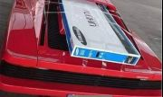Собственик на Ferrari показа, че и суперавтомобилите могат да са практични