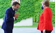 Тревога! Макрон и Меркел призовават за общата позиция в ЕС за пътуванията заради Делта варианта на COVID-19