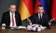 Ердоган: Надявам се Франция скоро да се отърве от Макрон