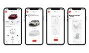 Мобилно приложение ще помага с поставянето на детско столче в Toyota