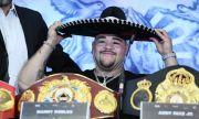 Анди Руис е готов за завръщане на ринга - показа страхотна форма (СНИМКА)