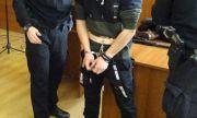 Постоянен арест за столичния полицай, куриер на наркотици