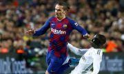 Ювентус обмисля привличането на Гризман за заместник на Роналдо