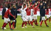 Майнц 05 доближи Хофенхайм до участие в Лига Европа