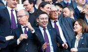 """Трусовете в Барселона продължават: Вицепрезидентът захапа боса на """"каталунците"""""""