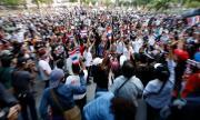 Тайланд на протест за демокрация