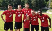 ЦСКА облича костюми на световноизвестна марка