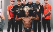 Шампион от UFC спаси от смърт пиян човек (СНИМКА)