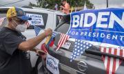 Байдън води с 9 пункта на Тръмп в предизборните нагласи в САЩ
