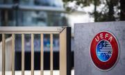Белгия се стресна от УЕФА за прекратяването на първенството