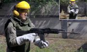 Колко последователни изстрела издържа АК-74М? (ВИДЕО)