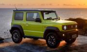 Suzuki спира продажбите на Jimny в Европа