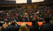 Президентът на Армения научил от медиите за мирното споразумение