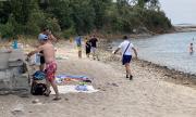 Ново протестно плажуване край имението на Доган в
