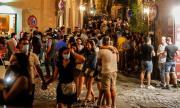 €1000 глоба, ако не носиш маска в Италия