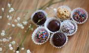 Рецепта на деня: Бисквитени бонбони