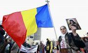 Румъния: С разпятия и икони срещу