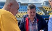 Борисов от Шумен: Важното е, че българите спят спокойно