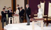 Японският император се оттегли от поста