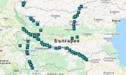 """Готова е интерактивната карта на """"зелените коридори"""", минаващи през България"""