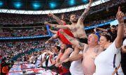 UEFA EURO 2020: 19 полицаи са пострадали след финала между Англия и Италия
