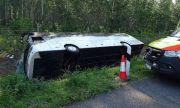 Тежък инцидент! Шестима души са загинали при пътна катастрофа в Полша