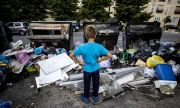 Рим пред колапс: Вечният град е зарит с боклук